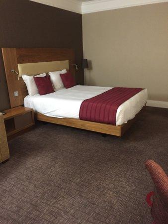 Bromsgrove, UK: Standard double room.