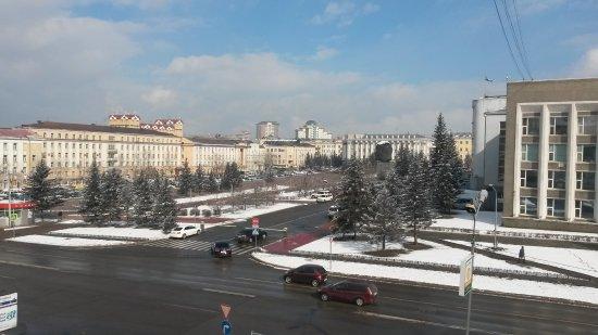 Отель Байкал Плаза: 20150409_094925_large.jpg