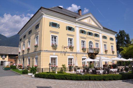 Schloss Hotel Lerchenhof Hermagor Presseggersee