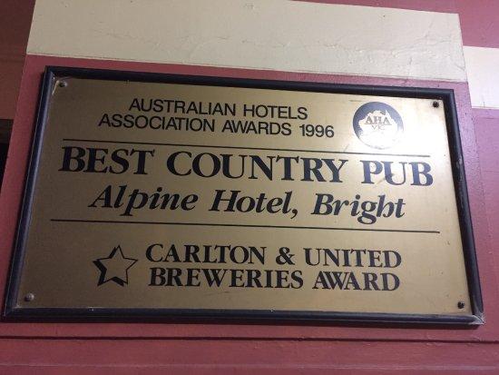 Alpine Hotel Bright