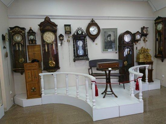 Angarsk, Russia: Музей часов - Россия