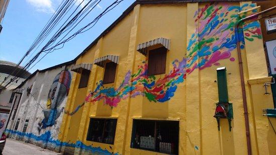 เมืองภูเก็ต, ไทย: Street art #3