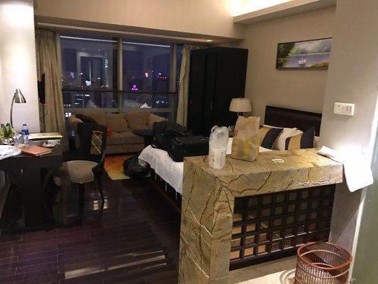 Nomo Apartment Hotel Guangzhou Poly World Trade Centre