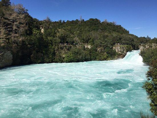Taupo, New Zealand: Incrível visual