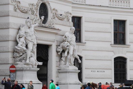 Historic Center of Vienna: Hofburg
