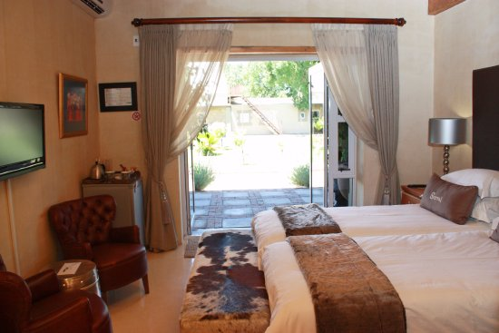 Surval Boutique Olive Estate: Standard Room - Shower Only