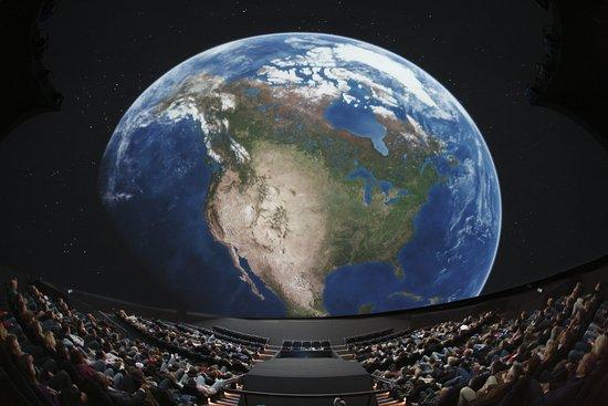 Omniversum, IMAX Dome Theatre