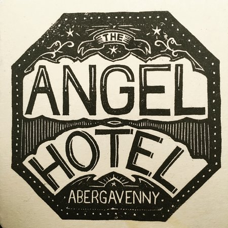 The Angel: great logo