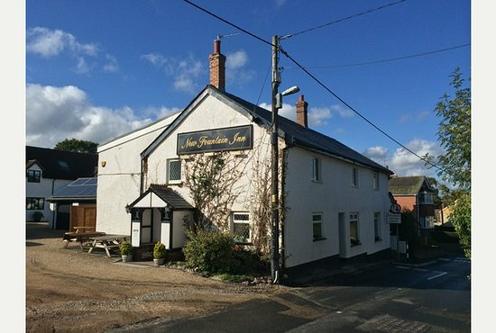 Whimple, UK: Traditional village pub