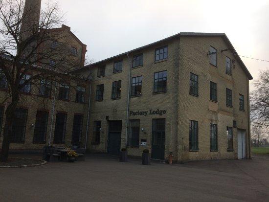 Holeby, Danemark : Hotelflügel
