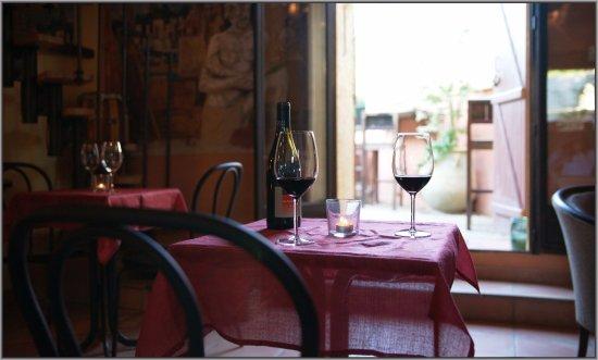 Beaumes-de-Venise, Prancis: Beaumes de Venise route des vins