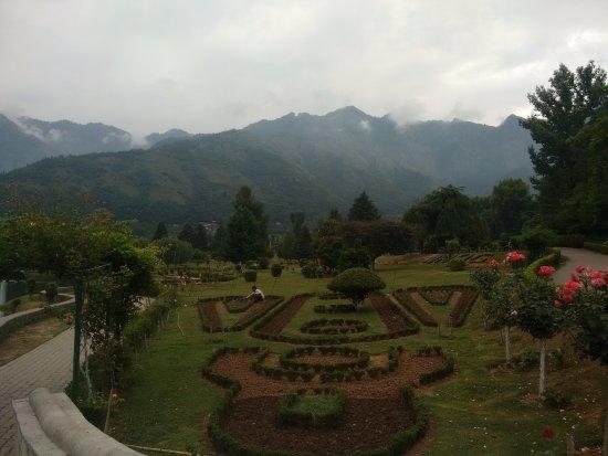 Jawaharlal Nehru Memorial Botanical Gardens : garden