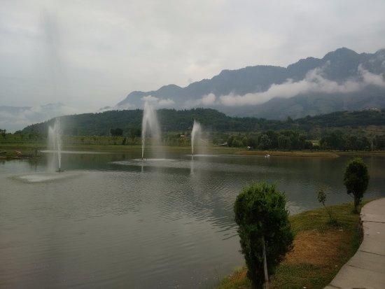 Jawaharlal Nehru Memorial Botanical Gardens : view