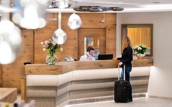 Hotel Sonnbichl: Lobby