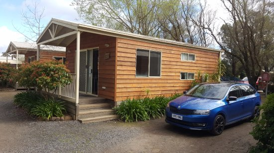 BIG4 Ballarat Windmill Holiday Park: Our home away from home!