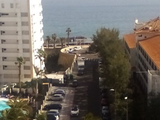 IFA Continental Hotel: Views from my room