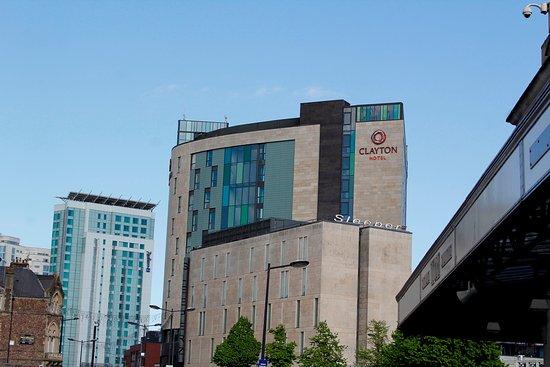 Best Western Clayton Hotel Cardiff