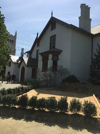 President Lincoln's Cottage : Various pics of the Cottage