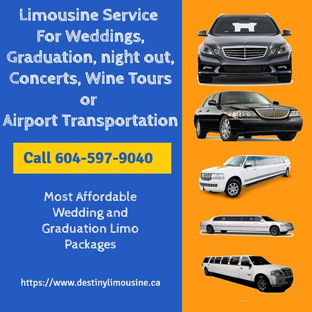 Surrey, Canada: Most Affordable Vancouver Limousine Service