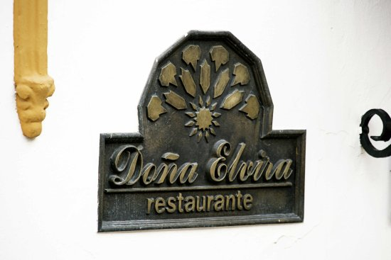 Restaurante Dona Elvira Seville : Les esperamos en el Restaurante Doña Elvira