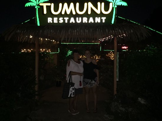 Tumunu Tropical Garden Bar & Restaurant : photo0.jpg
