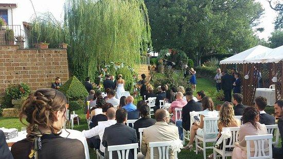 Vetralla, Italia: matrimonio con rito civile