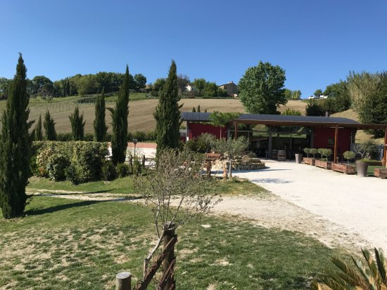 Rosora, إيطاليا: Panoramica
