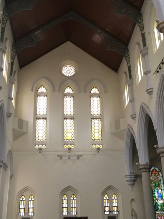 The Hong Kong Catholic Cathedral of The Immaculate Conception : inside
