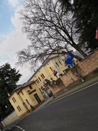 Ingresso proprietà Via Marconi, 2 Soligo