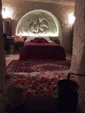 Phocas Cave Suites: Tekrar konaklamak çok güzeldi. Herşey için teşekkürler 😊👍🏻