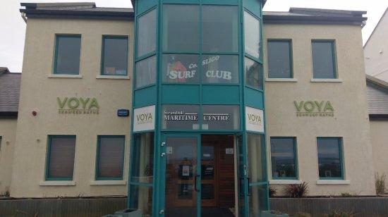 Strandhill, Ireland: Voya Seaweed Baths