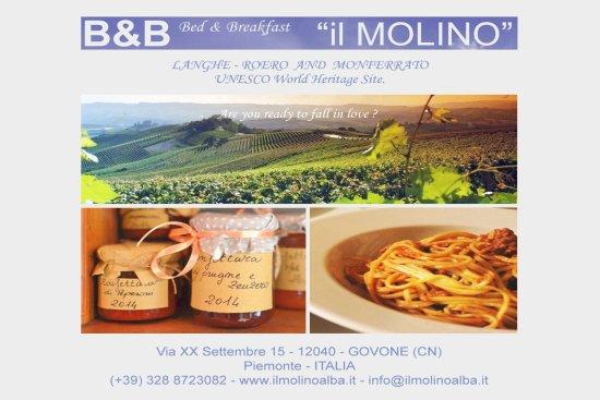 Govone, Italia: IL nostro B&B si trova all'interno dei Paesaggi vitivinicoli UNESCO nelle Langhe-Roero e Monferr