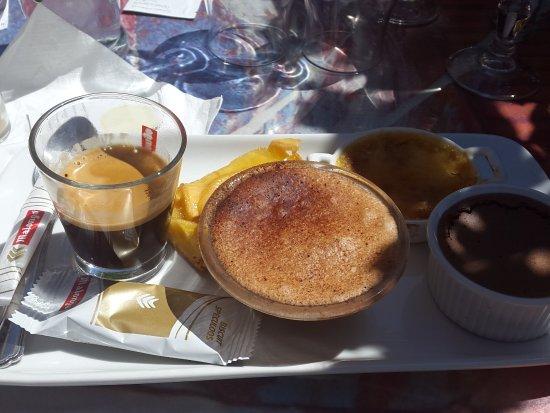 La Valette-du-Var, Francia: café gourmand