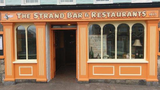 Strandhill, Ireland: The Strand Bar