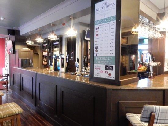 Market Rasen, UK : Bar Area