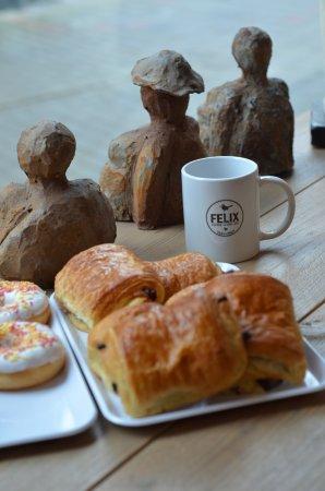 Tervuren, Bélgica: Breakfast & Art