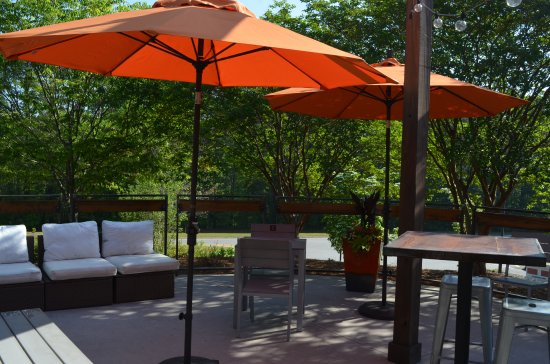 Peachtree City, Τζόρτζια: More patio pics