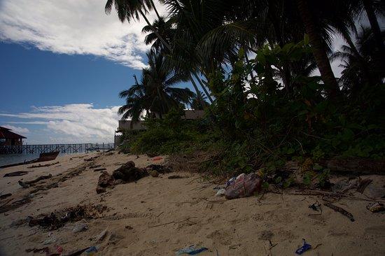 Острова Дераван, Индонезия: beach at DDL