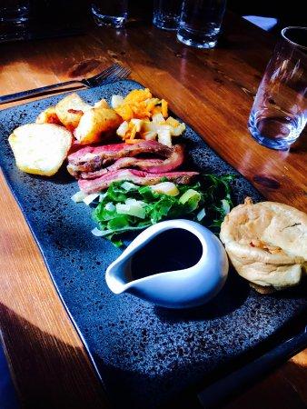 Didcot, UK: Roast Pork