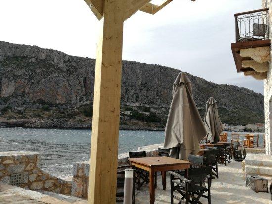 Gerolimenas, Greece: Kyrimai