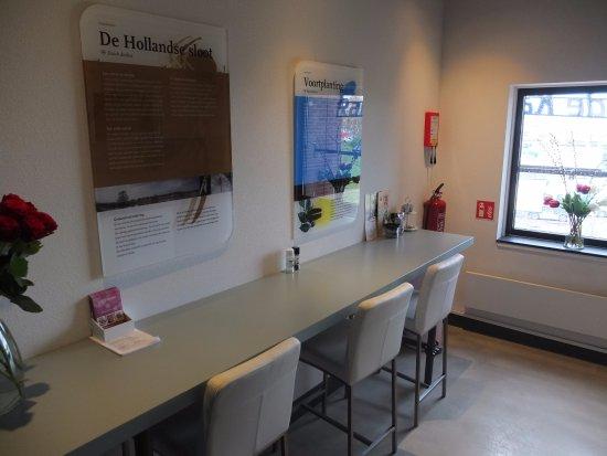 Ijmuiden, هولندا: Keuken voor eigen gebruik