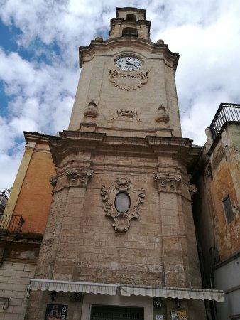Massafra, Itálie: Torre dell'Orologio