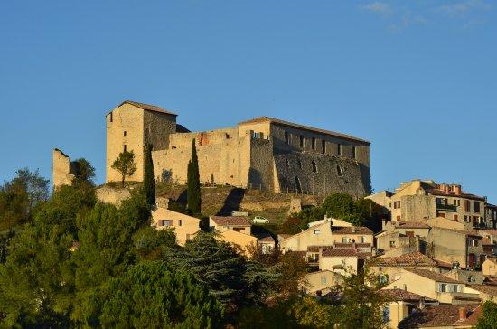 Chateau de Greoux-les-Bains