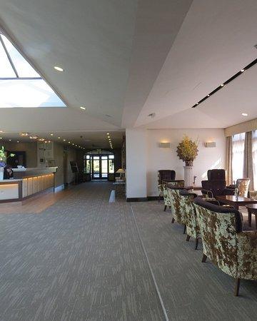 Vale, UK: Lobby