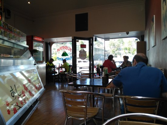 Pennant Hills, Australia: General view of Sushi Yah