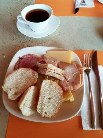 "Goed ""lopend buffet"" als ontbijt"