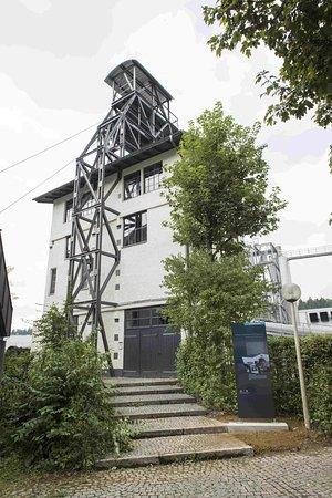 Graphit Kropfmühl Besucherbergwerk
