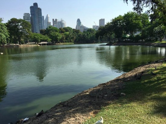 Το Πάρκο Lumpini