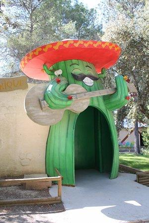 Saint-Cannat, Frankrig: Mexico