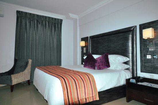 BON Hotel Stratton Asokoro: Executive deluxe room